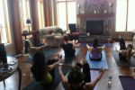 Yoga Retreats in the Great Room