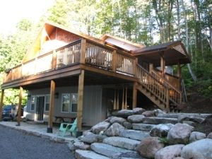Executive Cottage on Beautiful Paudash Lake