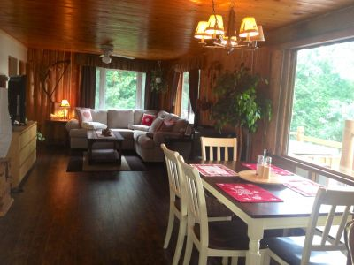 Luxury Cottage with Whirlpool, Sauna & Guest House