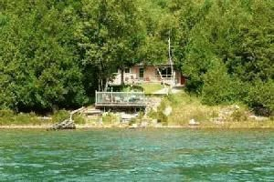 3 Bedroom Waterfront Cottage