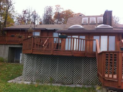 Muskoka Water Front Cottage by Port Severn 1 HR from Toronto