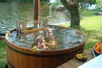 Crowe River Cottage with Hot Tub