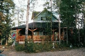 Kramer Pond Lodge / Creek Cottage