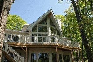 Lake of Bays - Southwest Exposure Cottage Rental