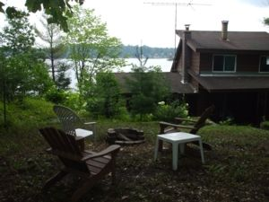Beautiful 2 Br Muskoka Cottage on Gibson Lake