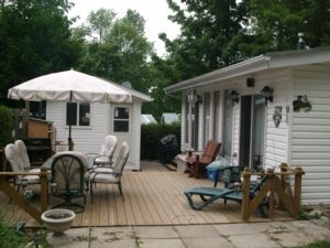 Manitoulin Trailer/Cottage