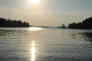 Lake Muskoka - Brydon's Bay Beautiful Sunsets