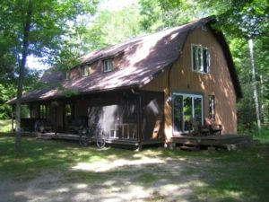 Lochside: Perfect Haliburton cottage with internet