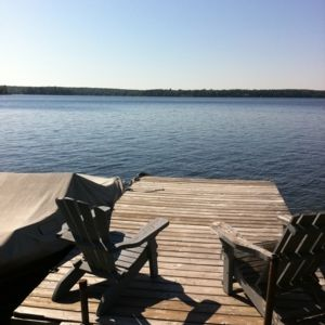 Stoney Lake Boat House