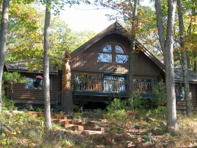 Very Private Lake Muskoka Island Cottage