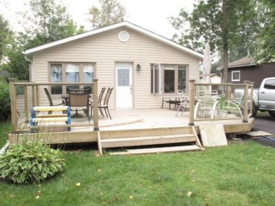Lake Simcoe Cottage at Durham Simcoe