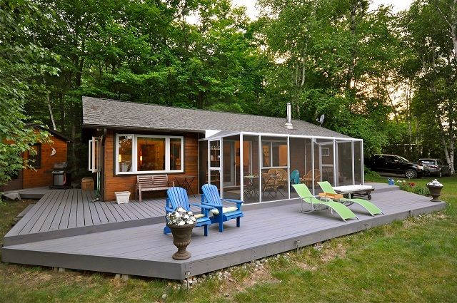 buck lake cottage rental 10 in sprucedale ontario on buck lake rh cottageportal com ontario cottage rentals by owner ontario cottage rentals muskoka
