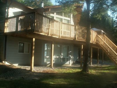 Pickerel Lake Cottage Rental #11
