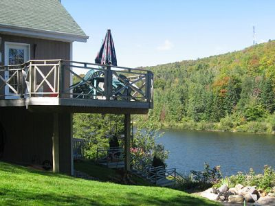 Chalet for rent in the Mont-Tremblant