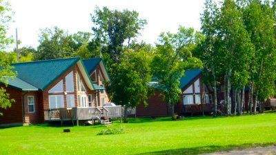 Lake Manitoba Rental Cottage No. 1
