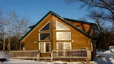 Lake Manitoba Rental Cottage No. 2