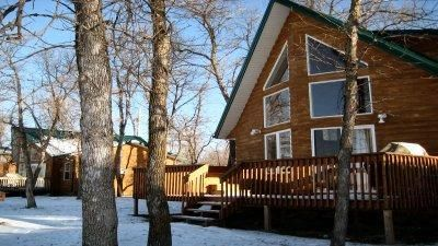 Lake Manitoba Rental Cottage No. 8