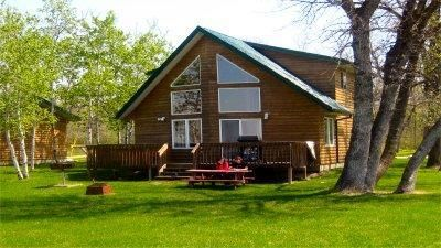 Lake Manitoba Rental Cottage No. 10