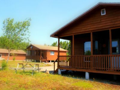 Sable River View Cottages