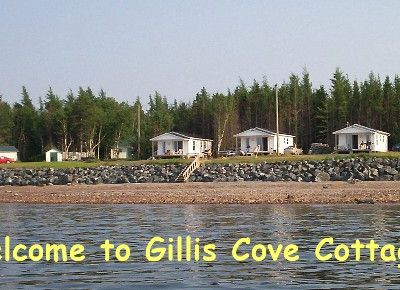 Gillis Cove Cottages