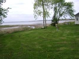 Great Water Front View Cottage at Shediac