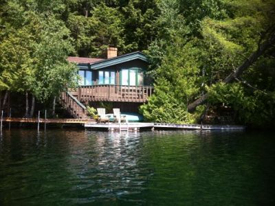 Limberlost Forest - Water's Edge Cottage
