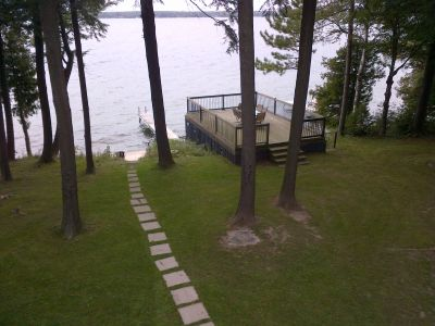 Waterfront cottage Big Bay Point Lake Simcoe