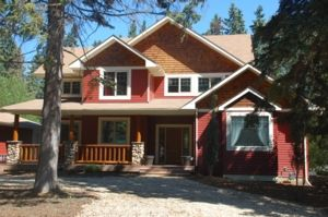 Gull Lake Executive Lake Home: Rent for the year!