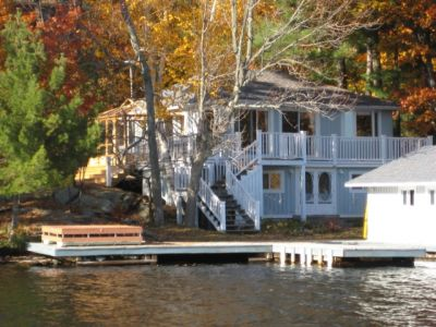 Lake Muskoka Cottage at Beaumaris