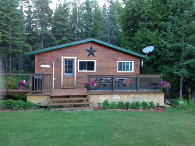 Manitoulin Island - Kagawong -  3 bedroom cottage