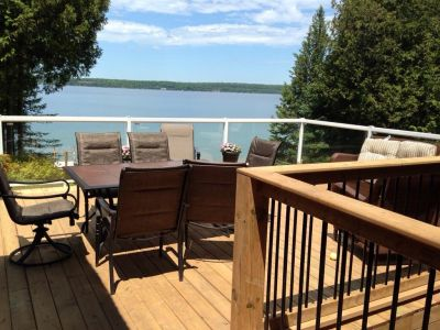 Waterfront Cottage, Direct Water Access, Sleeps 11