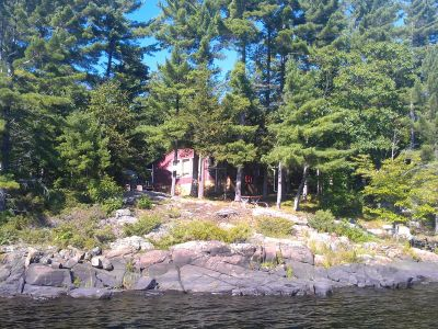 Muskoka Cottage, Gibson Lake