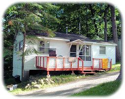 3-BEDROOM COTTAGE @ Whispering Pines
