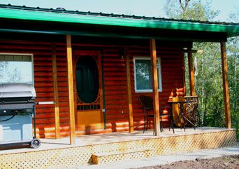 JB Early Cottage-Peace River Cabins and Outdoor