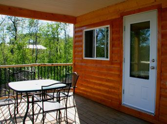 St Germain Cottage-Peace River Cabins and Outdoor