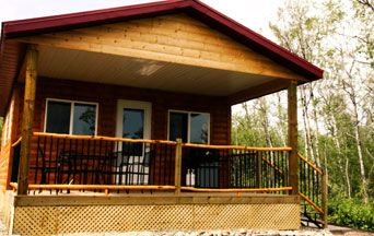 Jackson Cottage-Peace River Cabins and Outdoor