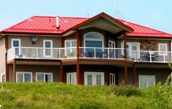 House Suite-Peace River Cabins and Outdoor