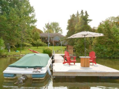 Cottage Thyme on Lake Scugog