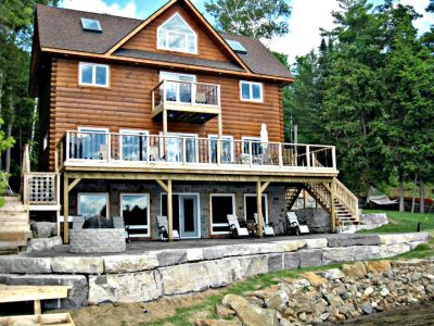 All Year Round Luxury Lakeside Cottage -   With all the amenities