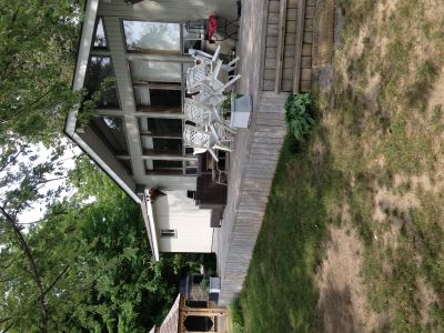 Stoney Lake waterfront cottage for rent 2018!