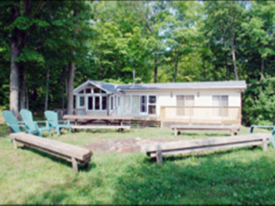 river life beautiful the stunning rental rent experienceisland leeds this cottages comfortable lawrence st with in islands and thousand island for downie cottage