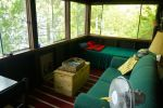 Panoramic View - Front Veranda-Double Sofa & Single