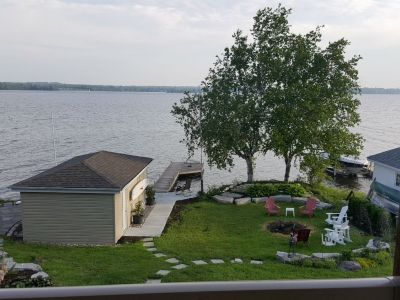 The Beach House on Sturgeon Lake