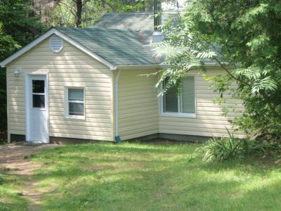 Ridgecrest Cottage at Chandos Lake Resort