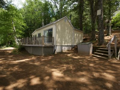 Little Lakeridge Cottage at Chandos Lake Resort