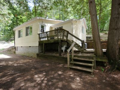 Grandridge Cottage at Chandos Lake Resort