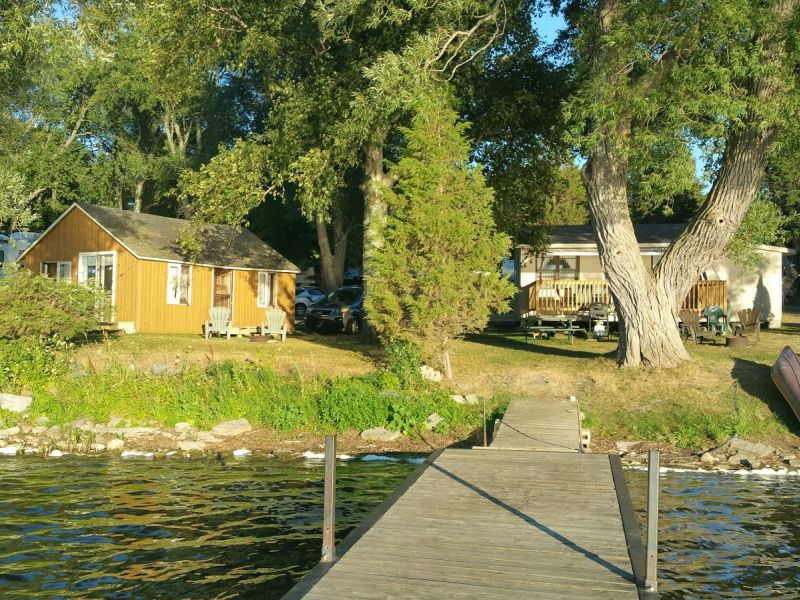 Wondrous Cherry Lane Campground And Waterfront Cottages In Picton Download Free Architecture Designs Viewormadebymaigaardcom