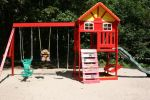 Swing N Play set