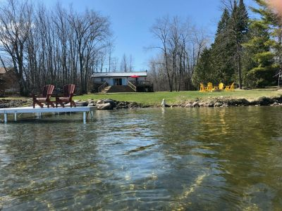 Bud's Place on Balsam Lake