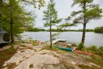 Modern Zen Escape On Stoney Lake